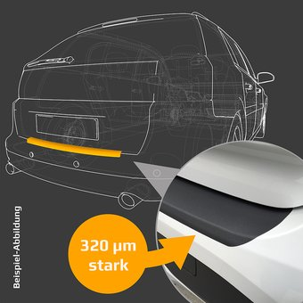 Opel Insignia B Limo Lackschutzfolie Ladekantenschutz Folie Auto Schutzfolie