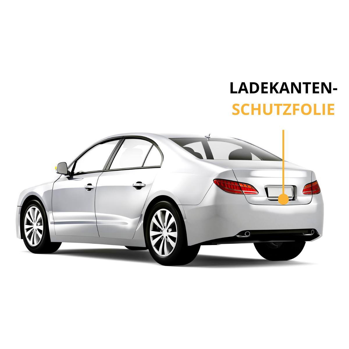 Ladekantenschutz transparent Mercedes C-Klasse S205 Kombi T-Modell ab 2014